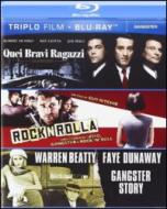 Gangster. Quei bravi ragazzi. RocknRolla. Gangster Story (Cofanetto 3 blu-ray)