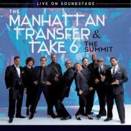 The Manhattan Transfer & Take 6 - The Summit - Live On Soundstage (Cd+Blu-Ray) (2 Blu-ray)
