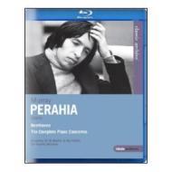 Ludwig van Beethoven. Concerti per pianoforte. Murray Perahia (Blu-ray)