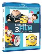 Cattivissimo Me 3 Movies Collection (3 Blu-Ray) (Blu-ray)