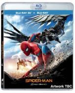 Spider-Man Homecoming (Blu-Ray 3D + Blu-Ray) (2 Blu-ray)
