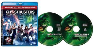 Ghostbusters (2016) (2 Blu-Ray) (Blu-ray)