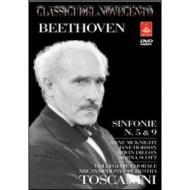 Ludwig van Beethoven. Symphonies nos. 5 & 9