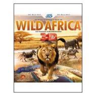 Wild Africa. Un viaggio straordinario 3D (Blu-ray)