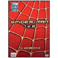 Spider-Man - Spider-Man 2 (Cofanetto 4 dvd)