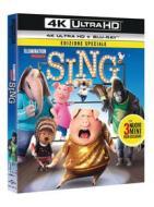 Sing (Blu-Ray 4K Ultra HD+Blu-Ray) (Blu-ray)