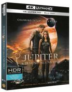 Jupiter - Il Destino Dell'Universo (Blu-Ray 4K Ultra HD+Blu-Ray) (2 Blu-ray)