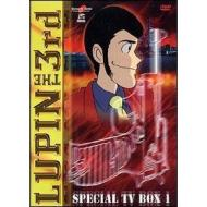 Lupin III Special Tv Box 01 (Cofanetto 4 dvd)