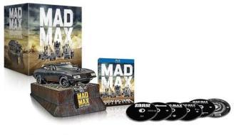 Mad Max Anthology - High Octane Edition (5 Blu-Ray+Dvd+Modellino In Poliresina)