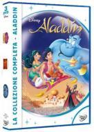 Aladdin. La collezione completa (Cofanetto 3 dvd)