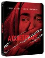 A Quiet Place - Un Posto Tranquillo (Steelbook) (Blu-ray)