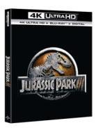 Jurassic Park 3 (4K Uhd+Blu-Ray) (Blu-ray)