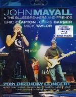 John Mayall & The Bluesbreackers and Friends. 70th Birthday Concert (Blu-ray)