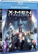 X-Men. Apocalisse 3D (Cofanetto 2 blu-ray)