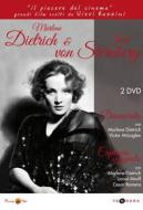 Marlene Dietrich & Josef von Sternberg