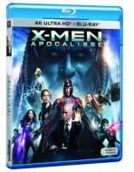 X-Men - Apocalisse (Blu-Ray 4K Ultra HD+Blu-Ray) (2 Blu-ray)