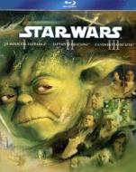 Star Wars. Prequel Trilogy. Episodi I - II - III (Cofanetto 3 blu-ray)