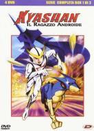 Kyashan Il Ragazzo Androide - Serie Completa (7 Dvd)