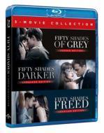 Cinquanta Sfumature : Trilogia (3 Blu-Ray) (Blu-ray)