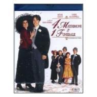 Quattro matrimoni e un funerale (Blu-ray)