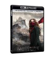 Macchine Mortali (Blu-Ray 4K Ultra HD+Blu-Ray) (2 Blu-ray)