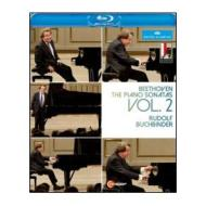 Ludwig van Beethoven. Sonate Per Pianoforte (integrale). Vol. 2 (Blu-ray)