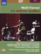 Ermanno Wolf-Ferrari. La vedova scaltra (2 Dvd)