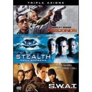 7 Second - Stealth - S.W.A.T. (Cofanetto 3 dvd)