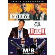 Hitch - Men In Black - Bad Boys (Cofanetto 3 dvd)