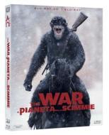 The War - Il Pianeta Delle Scimmie (Blu-Ray 3D+Blu-Ray) (Blu-ray)