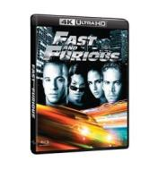Fast & Furious (Blu-Ray 4K Ultra HD+Blu-Ray) (2 Blu-ray)