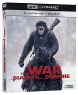 The War - Il Pianeta Delle Scimmie (4K Ultra Hd+Blu-Ray) (Blu-ray)