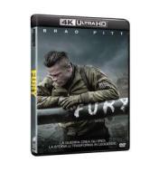 Fury (4K Uhd+Blu-Ray) (Blu-ray)