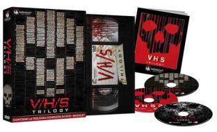 V/H/S Trilogy (Cofanetto 3 dvd)