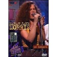 Sarah Jane Morris. In Concert. Ohne Filter