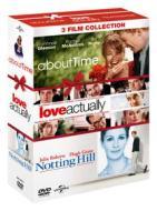 Questione di tempo. Love Actually. Nothing Hill (Cofanetto 3 dvd)
