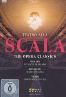 Teatro alla Scala. The Opera Classics (Cofanetto 4 dvd)