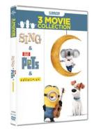 Illumination Collection - Sing / Pets / Minions (3 Dvd)