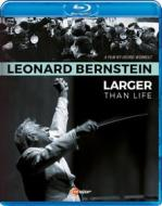 Leonard Bernstein. Larger Than Life (Blu-ray)