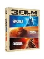 Monsterverse - 3 Film Collection (3 Blu-Ray) (Blu-ray)