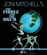 Joni Mitchell. The Fiddle And The Drum (Blu-ray)