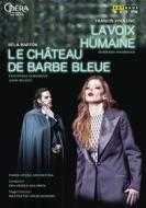 Bela Bartok / Francis Poulenc - La Voix Humaine