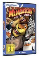 Madagascar 1-3 Collection (3 Dvd)