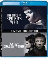 Millennium 2 Movie Box Set (2 Blu-Ray) (Blu-ray)