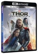 Thor - The Dark World (Blu-Ray 4K Ultra Hd + Blu Ray) (2 Blu-ray)