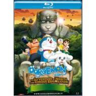 Doraemon. Il film. Le avventure di Nobita e dei cinque esploratori (Blu-ray)