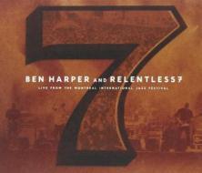 Ben Harper And Relentless 7 - Live From The Montreal International Jazz Festival (Dvd+Cd)