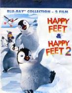 Happy Feet - Happy Feet 2 (Cofanetto 2 blu-ray)