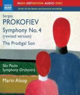 Sergei Prokofiev - Symphony No.4 (Blu-Ray Audio) (Blu-ray)