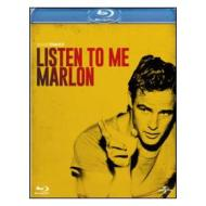 Listen to Me Marlon. Ascoltami Marlon (Blu-ray)